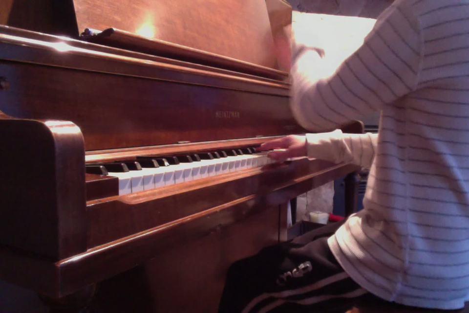 how to play bohemian rhapsody on piano